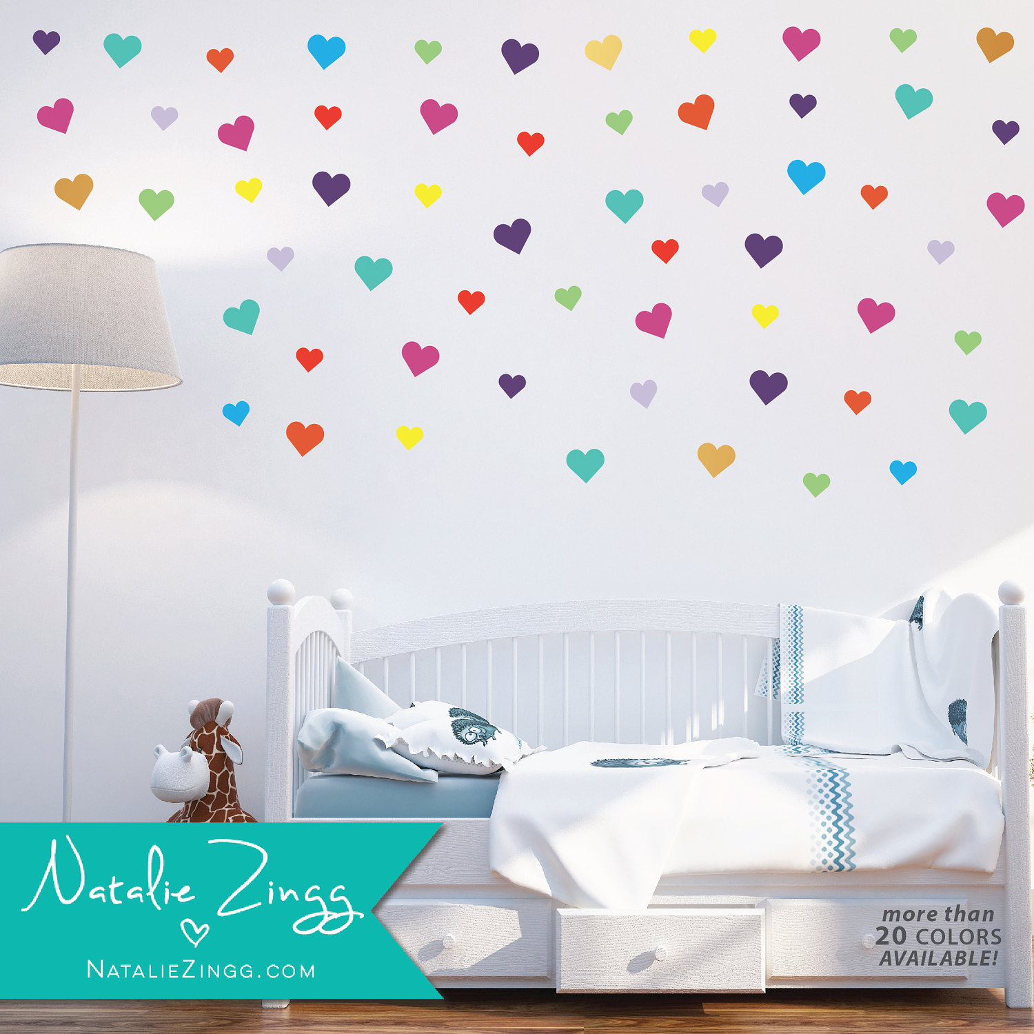 heart-wall-decals